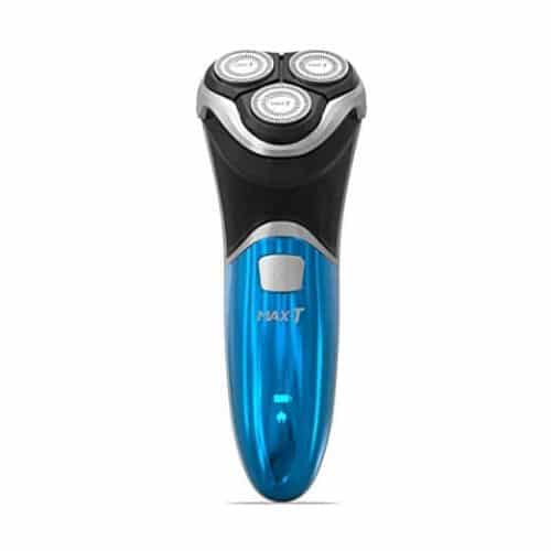 MAX-T Electric Shaver Ergonomic Design Rotary Shaving Razo