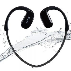 AGPtEK S11 8GB IPX8 Waterproof Sports MP3 Player