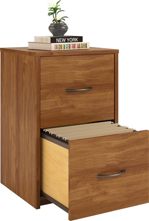 Altra Core 2 Drawer File Cabinet, Wooden File Cabinets