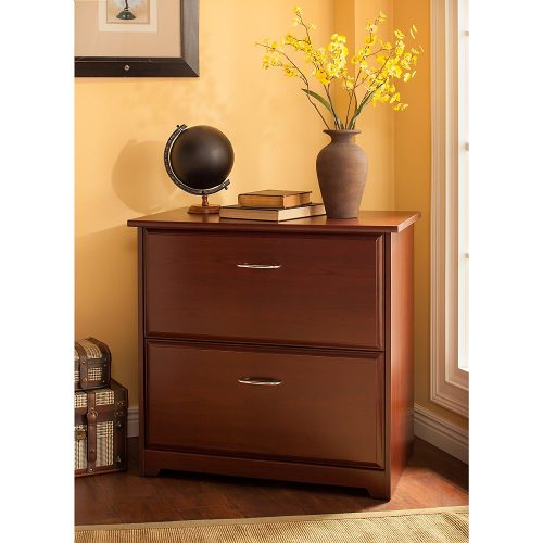 Cabot Lateral Wooden File Cabinet