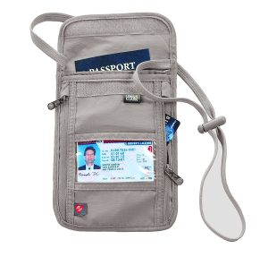 Neck Passport Holder
