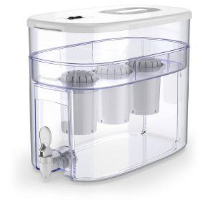 pH RECHARGE Alkaline Water Ionizer Machine –