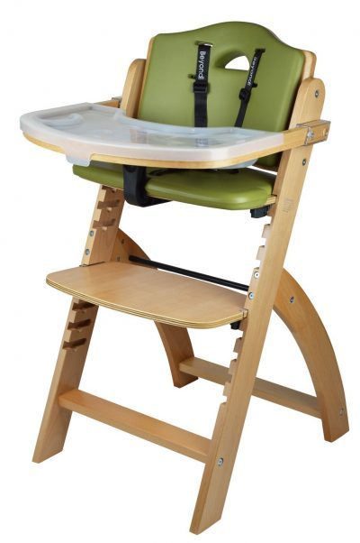 Abiie-Adjustable-Highchair-Solution-Toddlers Wooden High Chairs