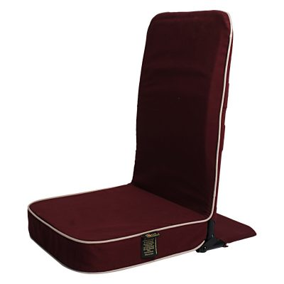 Friends-Meditation-Chair-Relaxing-Buddha-Maroon