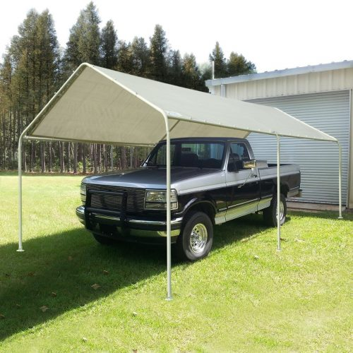 Heavy Duty Carport Car Canopy Party Wedding Tent with Waterproof