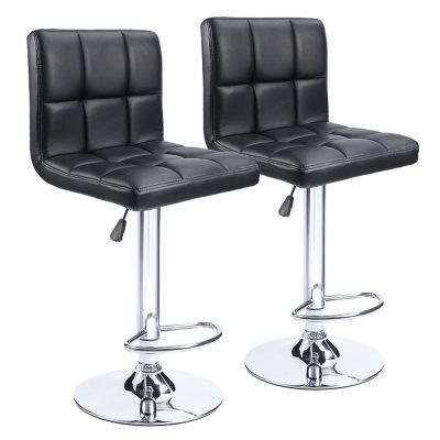 Stupendous Top 10 Best Leather Bar Stools In 2019 Reviews Thez7 Uwap Interior Chair Design Uwaporg