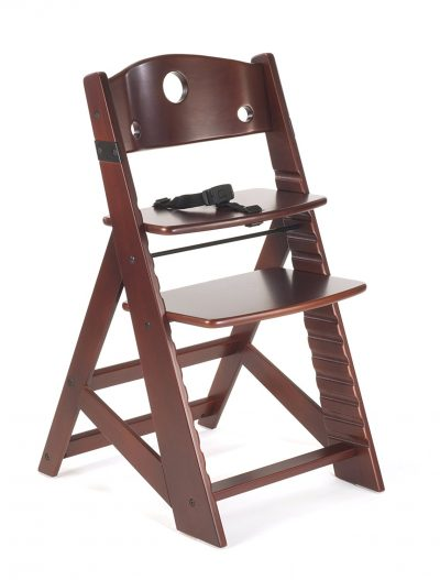 Keekaroo-Height-Right-Chair-Mahogany-Wooden-High-Chairs