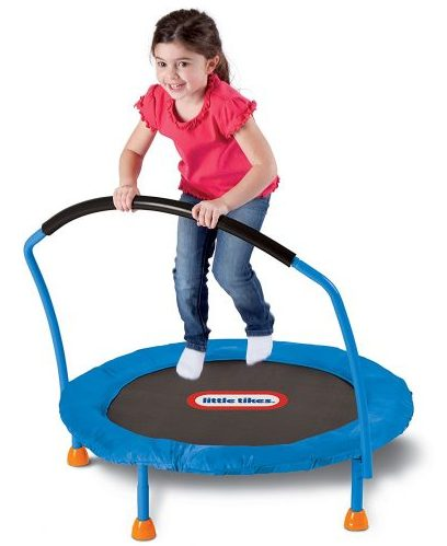 Little Tikes 3' Trampoline, mini trampolines