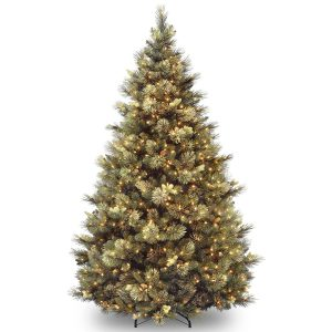 National-Tree-Carolina-Flocked-Christmas Tree