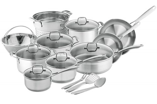 Professional Grade Stainless Steel Pot sets