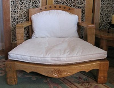 Royal-Meditation-Chair-Natural-Finish-Cushions