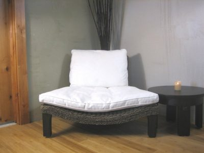 Seagrass-Meditation-Yoga-Chair-Expresso-Meditation Chair