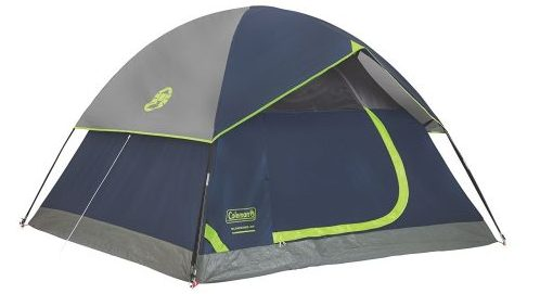 Sundome 4 Person Camping Tents