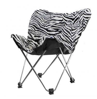 Urban-Shop-Butterfly-Chair-Zebra