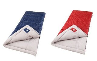 Coleman-Cold-Weather-Sleeping-Palmetto-Cool-Weather-Coleman Sleeping Bags