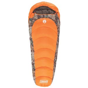 Coleman-Realtree-Xtra-Degree-Coleman Sleeping Bags