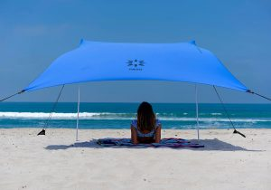 Neso-Tents-Portable-Anchor-Periwinkle-Beach Tent