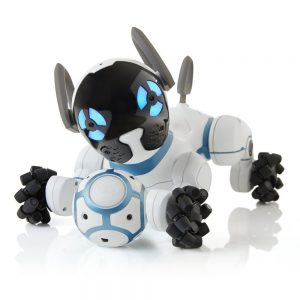 Original-Pack-WowWee-Robot-White-Robot Dog Toy