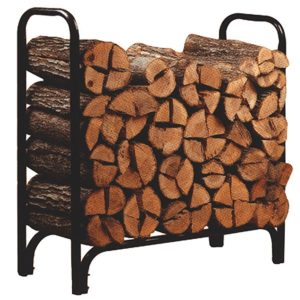 Panacea-15203-Deluxe-Outdoor-4-Feet firewood holder