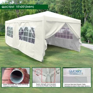 Quictent-Outdoor-Wedding-Removable-Sidewall-Party Tent