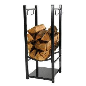 Sunnydaze-Indoor-Outdoor-Fireside-Holders firewood holder