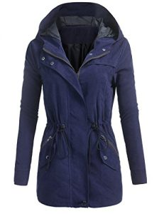 Womens-Versatile-Knitted-Casual-Anorak Jackets
