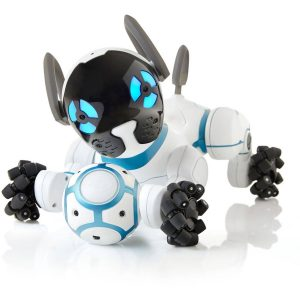 WowWee-Chip-Robot-Toy-White-Robot Dog toy