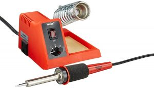 Weller WLC100 40-Watt Soldering Station - Soldering Iron Stations