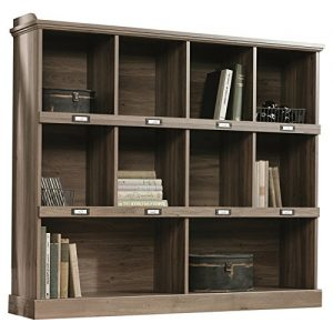 Bookshelves-Barrister-Bookcase-Library-Shelves