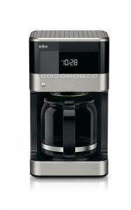 Braun-KF7150BK-Sense-Small Coffee-Maker