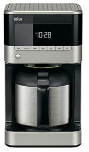 Braun-KF7155BK-BrewSense-Thermal-Small Coffee Maker