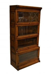 Crafters-Weavers-Mission-Barrister-Bookcase