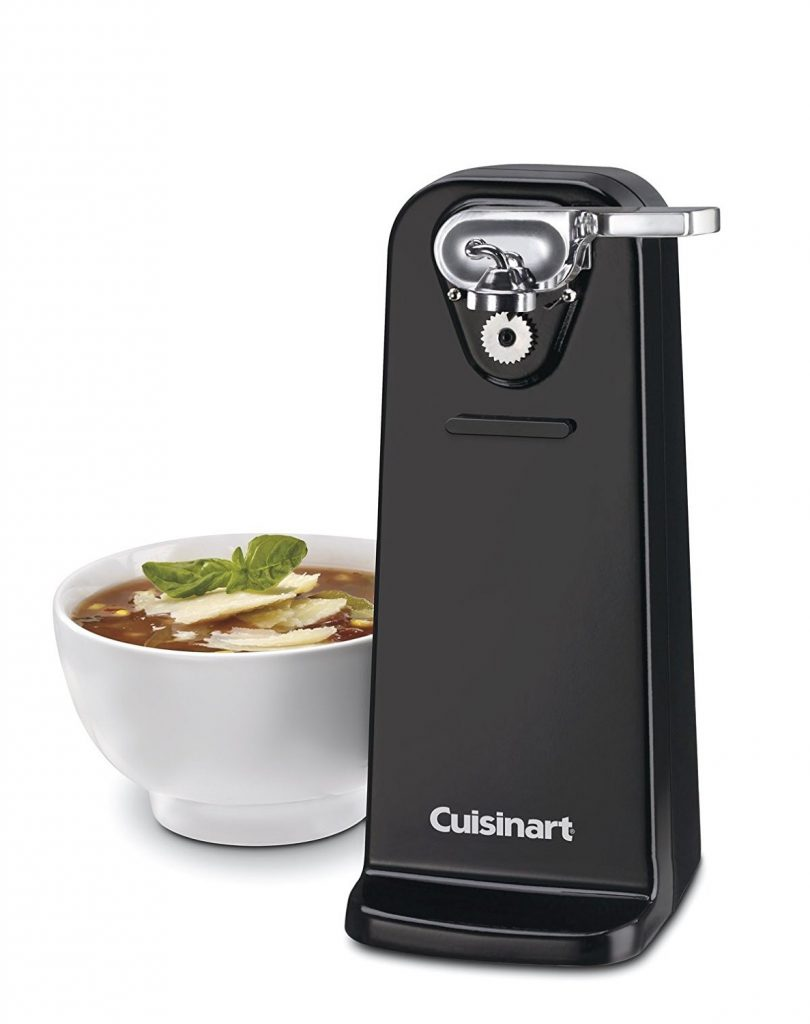 Cuisinart CCO-5OBKN Deluxe Electric Can Opener, Black