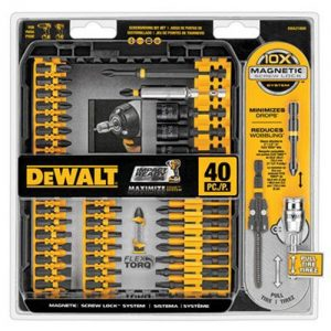 DEWALT-DWA2T40IR-FlexTorq-Driving-40-Piece​ screwdriver set