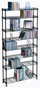 Atlantic-Maxsteel-3020-8-Tier-Media CD Rack