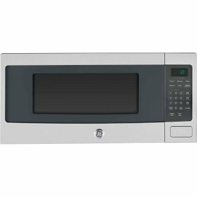 GE PEM31SFSS Profile Stainless Steel Countertop Microwave