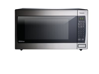 Panasonic NN-SN966S Countertop/Built-In Microwave with Inverter Technology, 2.2 cu. ft. , Stainless