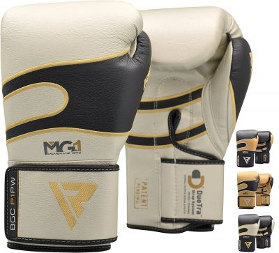 RDX Thai Kickboxing Boxing Gloves