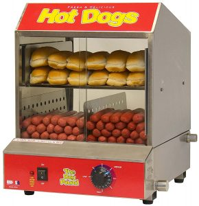 Benchmark-60048-Dogpound-Hotdog-Steamer