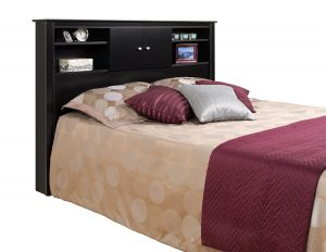 Black-Kallisto-Bookcase-Headboard-Doors