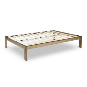 Brushed-Platform-Mattress-Foundation-Boxspring