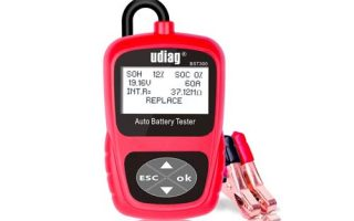 Car Battery Tester, Udiag BST300 Professional Car Battery Analyzer