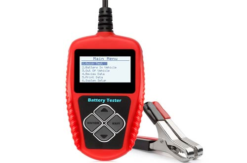 Battery Load Tester Directly Test Battery Status