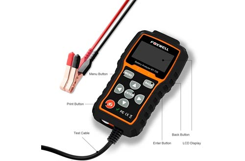 Automotive Car Battery Load Tester