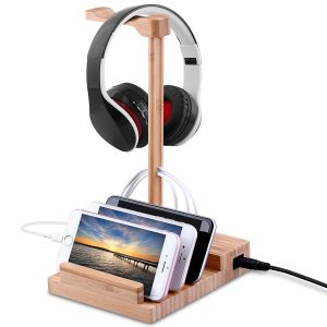 Charging-Headphone-Pinrui-Organizer-Smartphones