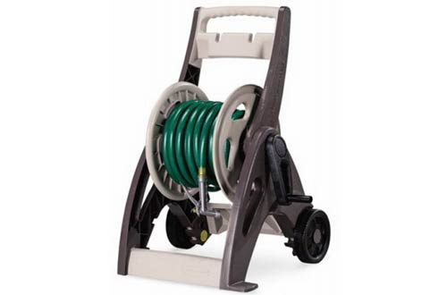 Hosemobile Garden Hose Reel Cart