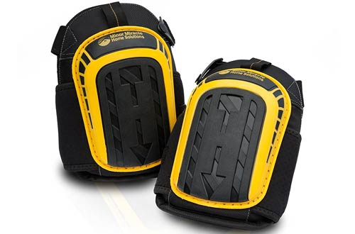 Professional Knee Pads with Layered Gel