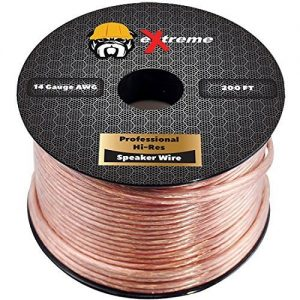 Gauge-Speaker-Wire-250ft-2-Conductor Speaker Wire