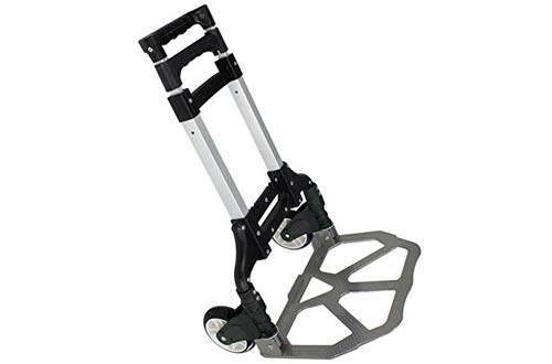 ZENY Compact Luggage Cart