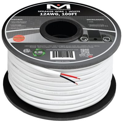 Top 10 Best Speaker Wire in 2018 Reviews - thez7